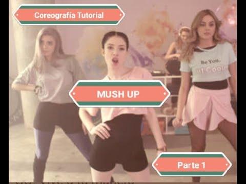 """Coreografía Tutorial del duelo """"Mush up"""" entre Mía y Lupe. Go Vive a tu manera/Primera Parte thumbnail"""