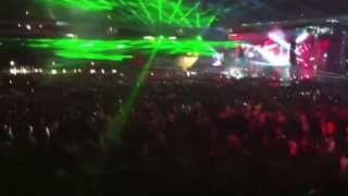 David Guetta - Sweat (Big City Beats @ Frankfurt)