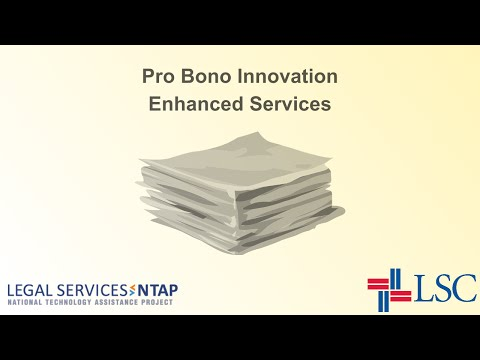 Following Up: Enhanced Services in Pro Bono Legal Aid