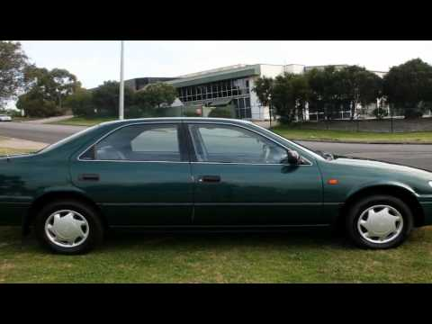 CHEAP USED CARS SYDNEY - Toyota Camry AJX-96T