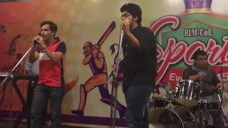 Jal - Aadat (Original Version) Cover by RIM Band [HD] - Live