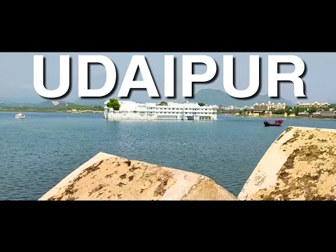 UDAIPUR - A Cinematic Video