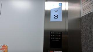 北区役所滝野川分庁舎のエレベーター(日本エレベーター製造製)