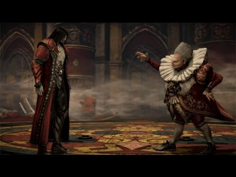 """Castlevania Lords of Shadow 2 Dracula vs Toy Maker """" Bosses' Inferno """"  """
