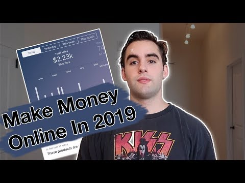 How I Make Money Online In 2019 & Why Most People Fail