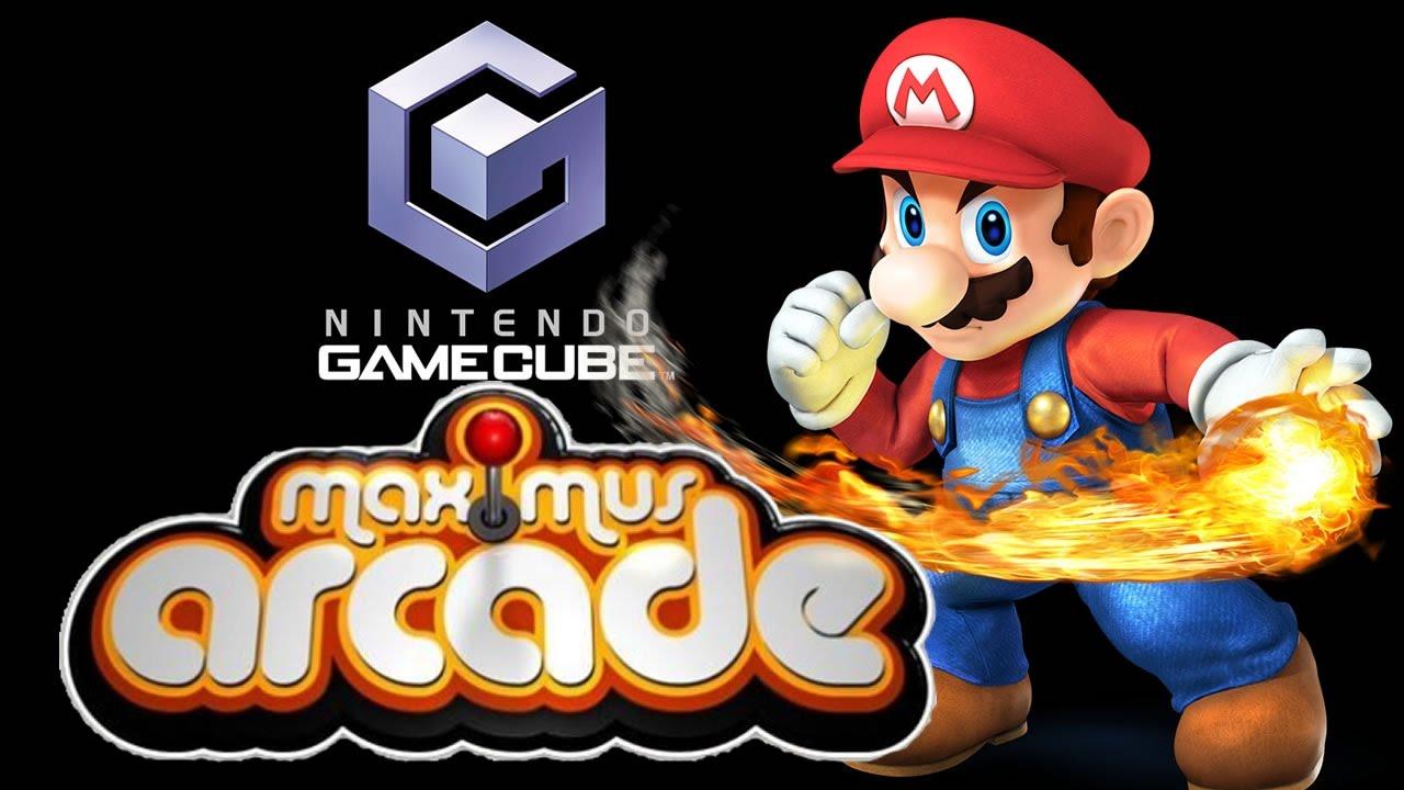 Maximus Arcade - Game Cube