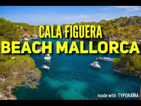 MALLORCA Figuera Beach 2017 Must See & Do Travel Guide