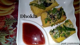 #Dhokla #Gujratirecipe #spongy perfect dhokla recipe without steamer|tasty spongy delicious recipe