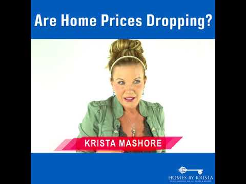 Are House Prices Dropping??