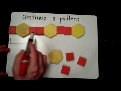 Continue A Pattern 2