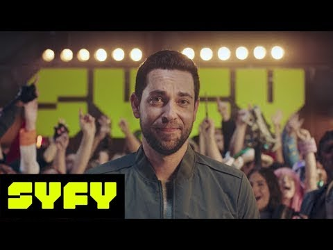 SYFY Live From Comic Con | Official Trailer | SYFY