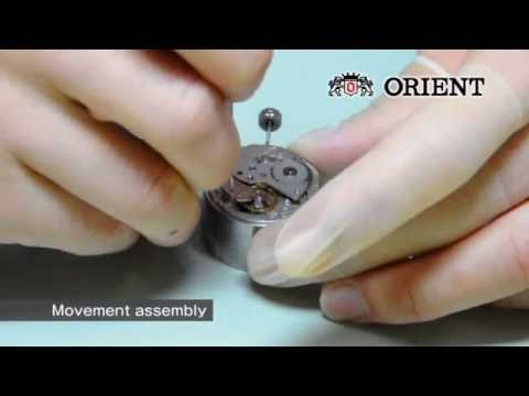 A Walk Through the Orient Watch Factories in Japan