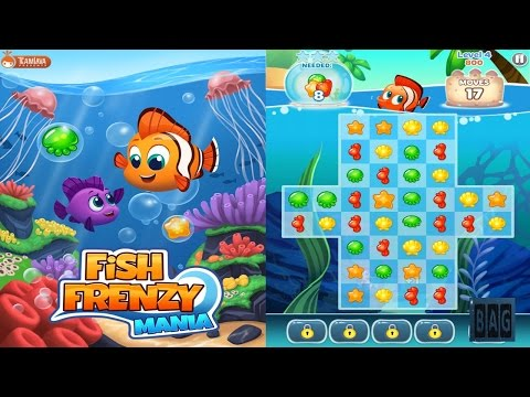 Full download fish frenzy mania ios for Fish mania help