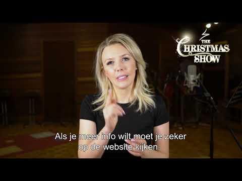Silvy De Bie schittert op 23 december in 'The Christmas Show'