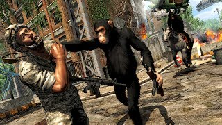 Apes Revenge (by Toucan Games) Android Gameplay [HD] - DroidGameplaysTV