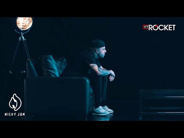 Nickyjamtv no te vayas-nicky jam concept video album fenix