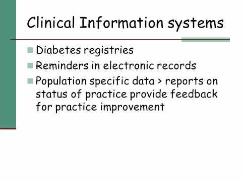 Nebraska Quality Improvement Project - 3. Chronic Care Model