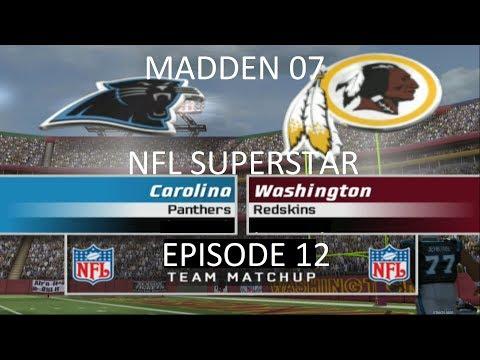 Let's Play: Madden 07 NFL Superstar - Episode 12