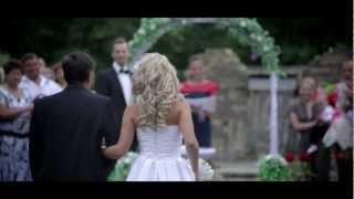 Регина и Данис. наш свадебный ролик.