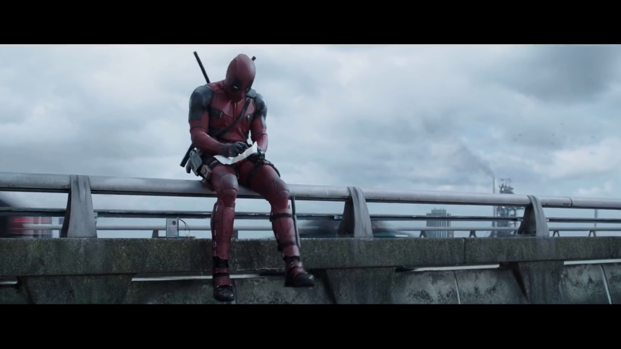 Deadpool | Back from the Dead | Skillet