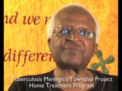 Desmond Tutu over het Tuberculosis Meningitis Township Project van KIDS