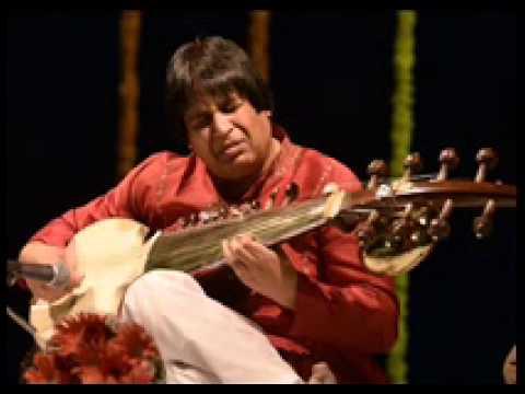 Pt Brij Narayan Sarod Raga Emen Kalyan Taal Dhamar tabla Dr Aneesh Pradhan