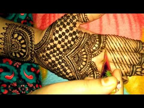 Easy And Simple Heena Arabic Mehndi Designs For Front Hands 2017 Bridal By Avni Mehndi Arts