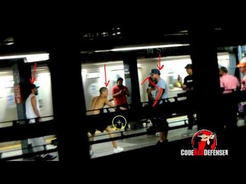 NYC Subway Fight Analysis