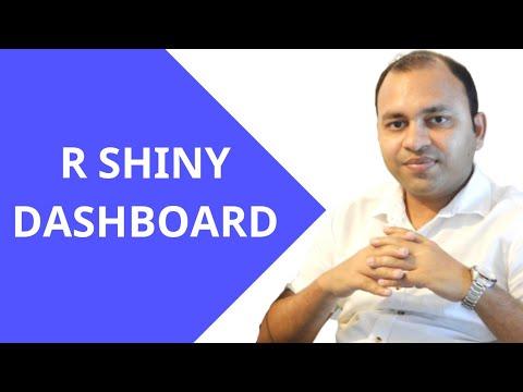 R Shiny Tutorial | R Shiny Dashboard  | Creating Layout Of Dashboard  | R Programming