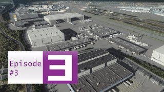 Cities Skylines: Sarougal Episode 3 - Air Cargo and Airport Overview