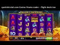top casino sites promo codes for penny slots download