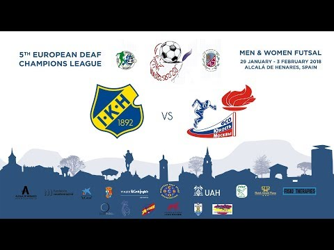 I.K. HEPHATA STOCKHOLM vs YOUTH OF MOSCOW, SEMIFINALS WOMEN