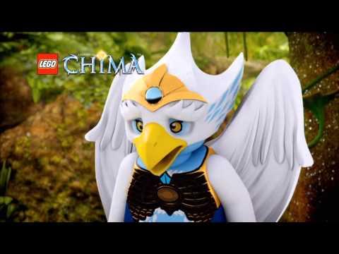 LEGO Chima Legenda Chi-ului de Foc