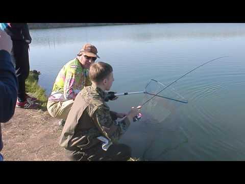 рыбалка в горняке
