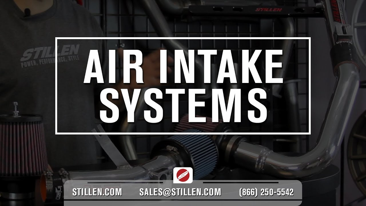 Air Intake Systems | Throttle Bodies, Air Filters, and More