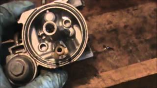 honda gx160 won t start carburetor repair