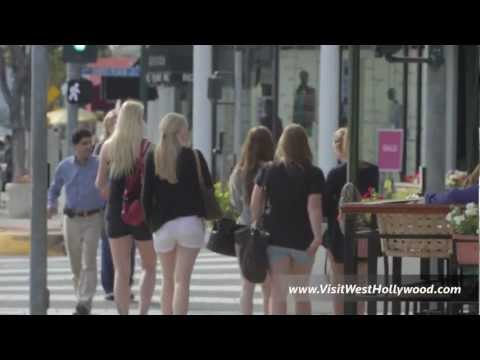 Experience Dining, Shopping and Nightlife in West Hollywood, California