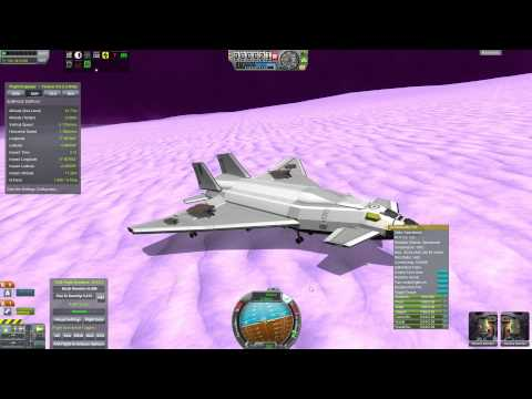 Kerbal Space Program - Interstellar Quest - Episode 92 - Crewed Landing On Eve