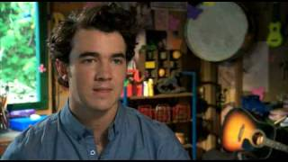 Road To Camp Rock 2 The Final Jam #7 - Kevin Jonas | Official Disney Channel UK
