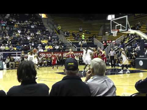 #7 Cal Women's Basketball defeats Utah - Clarendon scores