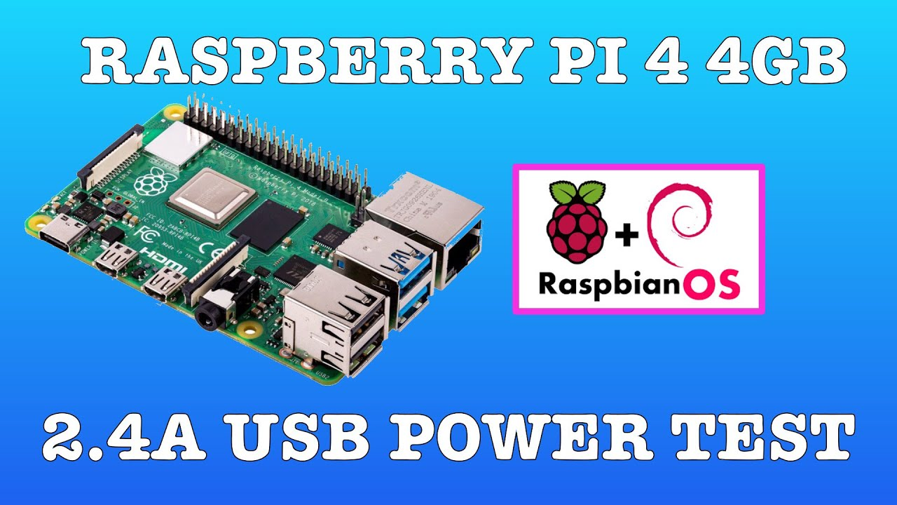 Raspberry pi 4 os