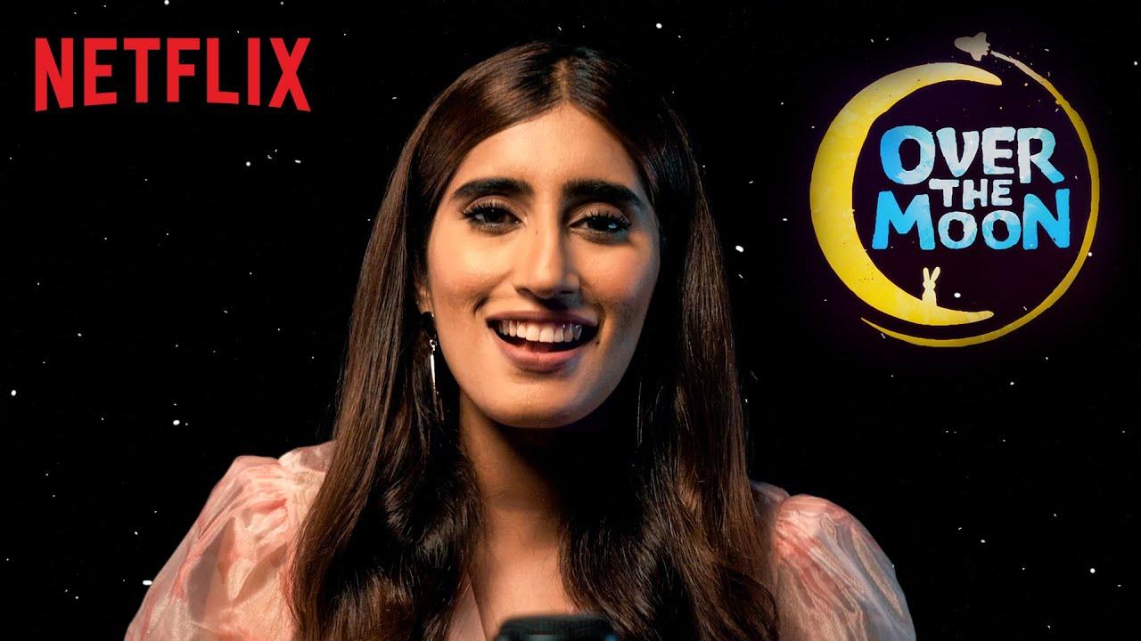 Banake Rocket Jaaoon Moon ft. AKASA | Over The Moon | Music Video | Netflix India
