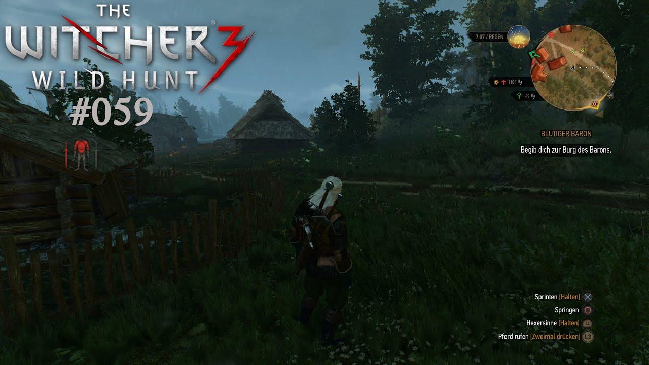 Witcher 3 Großmeister Stufe