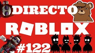 DIRECT//SOUS DAY IN THE DISCORD IN ROBLOX #122