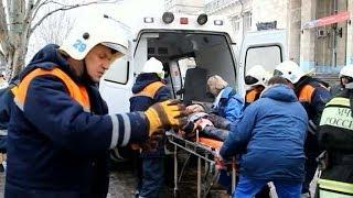 Волгоградский Теракт на Ж\Д Вокзале: Последние Новости. 2013