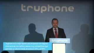 Presentación del Plan Estratégico de Truphone para España