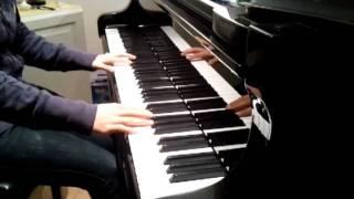 Shuffle!-Kimi wo Omou Melody (piano ver.)