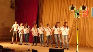 КВН 2015, Балакирево, приветствие команды