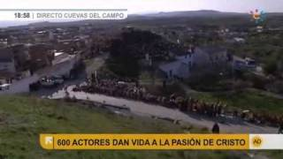 Cuevas del Campo (Granada), Semana Santa,