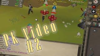 GMAUL INSTA IS OP - OSRS Pk Video 2